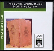 Thom's Official Directory of Great Britain and Ireland 1910