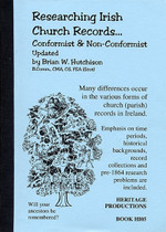 Researching Irish Church Records: Conformist and Non-Conformist