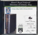 Ireland 1894 Slater's National Directory: Connaught Section