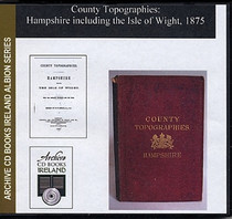 County Topographies: Hampshire including the Isle of Wight 1875