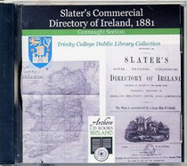 Ireland 1881 Slater's Commercial Directory: Connaught Section