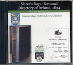 Ireland 1894 Slater's National Directory: Munster, Cork and Limerick Section
