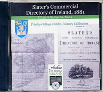 Ireland 1881 Slater's Commercial Directory: Ulster and Belfast Sections