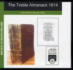 Treble Almanack 1814