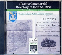 Ireland 1881 Slater's Commercial Directory: Compendium of All Sections