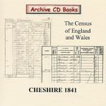 Cheshire 1841 Census