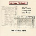 Cheshire 1841 Census