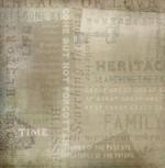 Karen Foster 12x12 Ancestry Collage