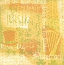 Karen Foster 12x12 Irish Collage