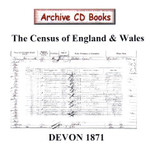 Devon 1871 Census