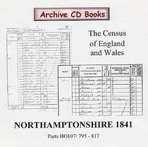 Northamptonshire 1841 Census