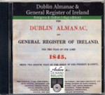 Dublin Almanac and General Register of Ireland 1845