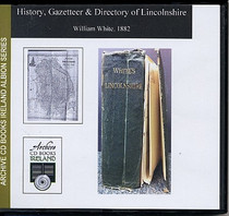 Lincolnshire 1882 White's History, Gazetteer and Directory