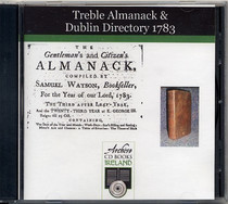 Treble Almanack and Dublin Directory 1783