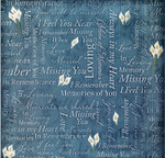 Karen Foster 12x12 Remembrance Collage