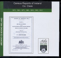 Census Reports of Ireland: County Clare