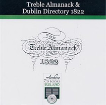 Treble Almanack and Dublin Directory 1822