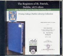 Dublin Parish Registers: Dublin (St Patrick) 1677-1800