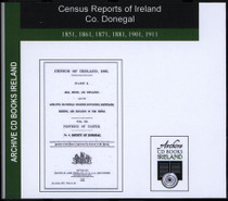 Census Reports of Ireland: County Donegal