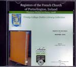 Laois  Parish Registers: Portarlington (French Church) 1694-1816