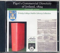 Ireland 1824 Pigot's Directory: Connaught Section