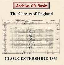 Gloucestershire 1861 Census