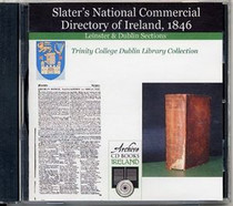 Ireland 1846 Slater's Directory: Leinster and Dublin Sections