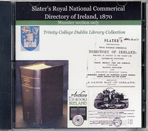 Ireland 1870 Slater's Directory: Munster, Cork and Limerick Sections