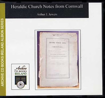 Heraldic Church Notes from Cornwall