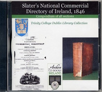 Ireland 1846 Slater's Directory: Compendium of All Sections