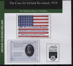 The Case for Ireland Re-Stated, to the President of the United States of America, 1918
