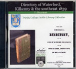 Waterford, Kilkenny and the Southeast 1839 Shearman's Directory