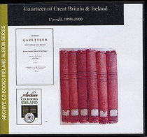 Cassell's Gazetteer of Great Britain and Ireland 1899-1900
