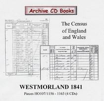 Westmorland 1841 Census