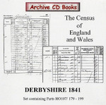 Derbyshire 1841 Census