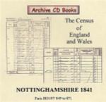 Nottinghamshire 1841 Census