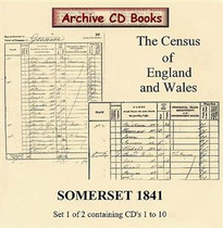 Somerset 1841 Census