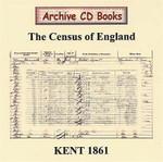 Kent 1861 Census