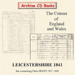 Leicestershire 1841 Census