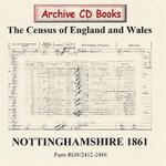 Nottinghamshire 1861 Census (version 2)