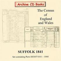 Suffolk 1841 Census