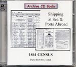 1861 Census Shipping at Sea and Ports Abroad RG9/4442-4468