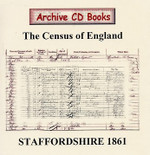 Staffordshire 1861 Census