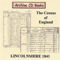 Lincolnshire 1841 Census