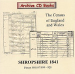 Shropshire 1841 Census