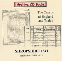 Shropshire 1841 Census