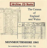 Monmouthshire 1841 Census