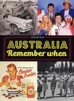 Australia Remember When