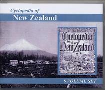 Cyclopedia of New Zealand Volumes 1-6 Set