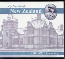 Cyclopedia of New Zealand Volume 3: Canterbury Provincial District